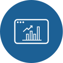 Our omnichannel reporting dashboard helps you measure ROI
